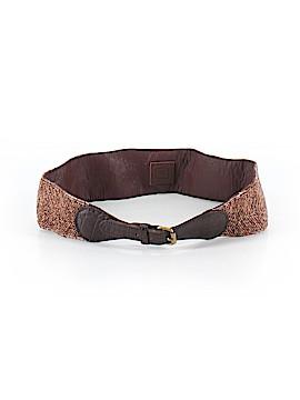 Jasper & Jeera Leather Belt Size S