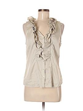 Ann Taylor Factory Sleeveless Blouse Size 6