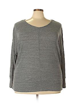 Cacique Pullover Sweater Size 22 (Plus)