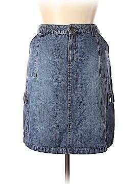 Austin Clothing Co. Denim Skirt Size 18 (Plus)