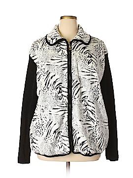 Lisa International Jacket Size 2X (Plus)