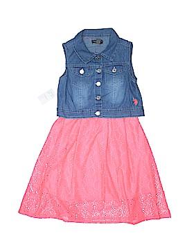 U.S. Polo Assn. Dress Size 7
