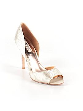 Badgley Mischka Heels Size 8 1/2