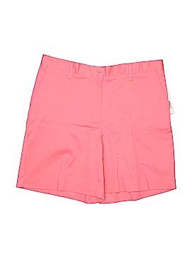 Kim Rogers Khaki Shorts Size 12