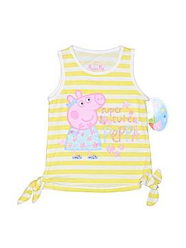 Peppa Pig Tank Top Size 4T
