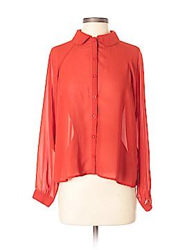 XXI Long Sleeve Blouse Size S