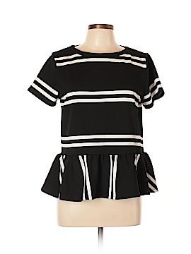 Elle Short Sleeve Top Size L