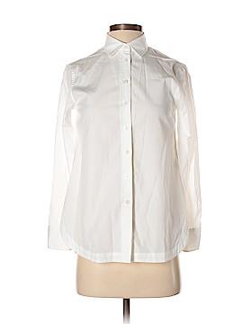 Banana Republic Long Sleeve Button-Down Shirt Size XXS (Petite)