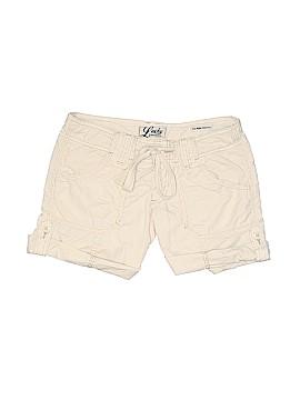 Lucky Brand Khaki Shorts 25 Waist