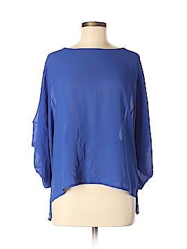 LovPosh Short Sleeve Blouse Size M