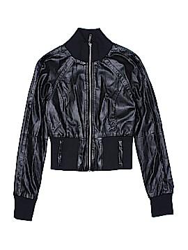 Ashley Faux Leather Jacket Size S