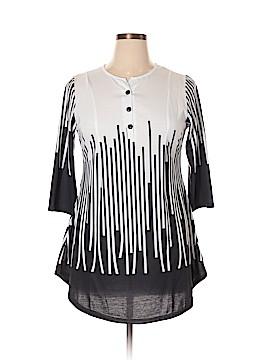 Fashion Classics 3/4 Sleeve Top Size XL