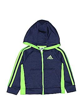 Adidas Zip Up Hoodie Size 2T