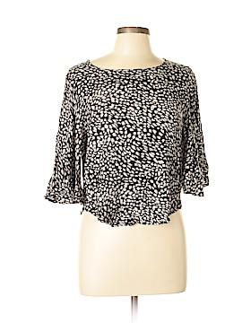 Billabong 3/4 Sleeve Blouse Size M