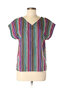 Josephine Short Sleeve Blouse Size M