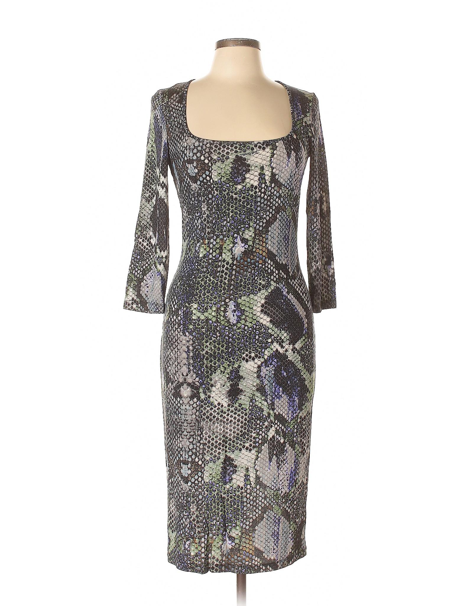 Boutique Casual Cavalli winter Dress Just OxPOqzSUw4