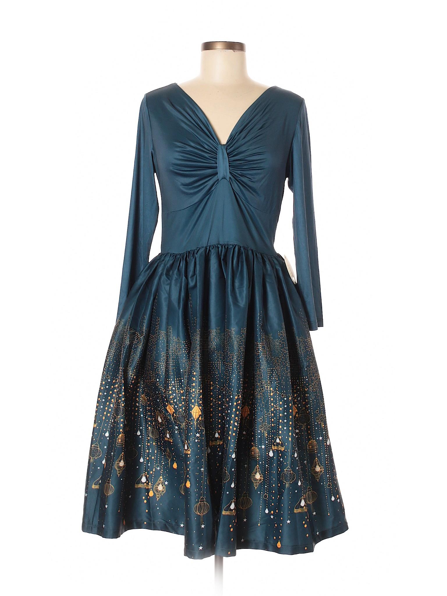 Selling Casual Selling Lindy Dress Lindy Bop 80x48wq6P