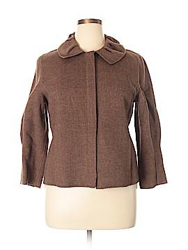 Cynthia Rowley for T.J. Maxx Wool Coat Size XL