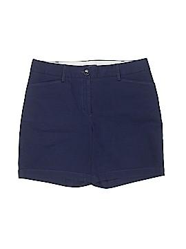Lands' End Khaki Shorts Size 8