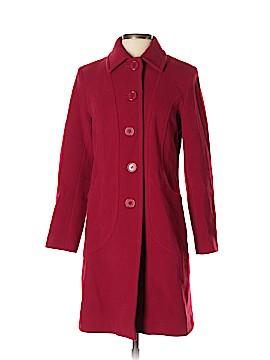 Portrait Wool Coat Size 4