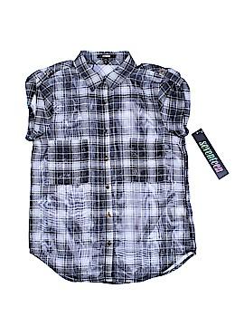 Seventeen Short Sleeve Blouse Size M