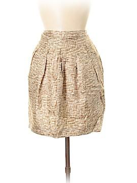 Banana Republic Silk Skirt Size 4 (Petite)
