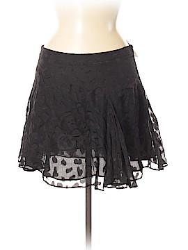 10 Crosby Derek Lam Silk Skirt Size 6