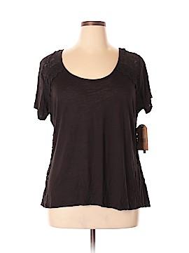 Ruff Hewn Short Sleeve Top Size XL