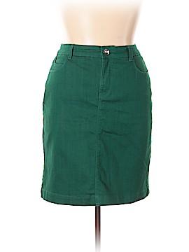 Style&Co Denim Skirt Size 14