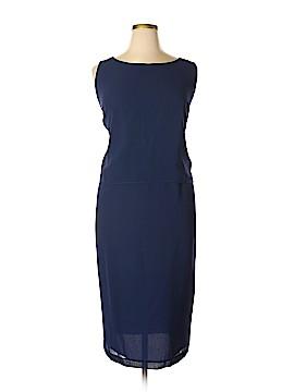 Julian Taylor Casual Dress Size 24 W Petite (Plus)