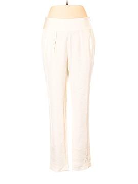 Halston Heritage Silk Pants Size 10