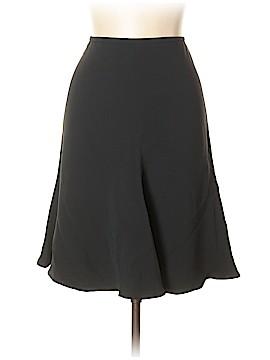 Armani Collezioni Denim Skirt Size 10
