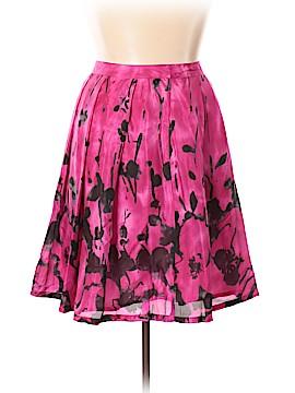 Victor by Victor Alfaro Silk Skirt Size 16