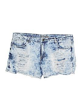 VIP Jeans Denim Shorts Size 17 - 18