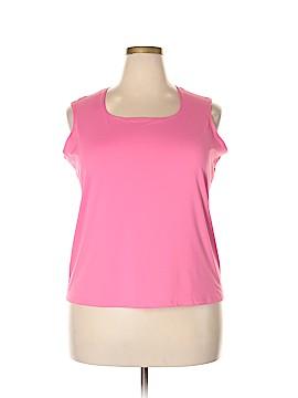 SML Design Sleeveless Top Size 1X (Plus)