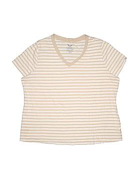 Faded Glory Short Sleeve T-Shirt Size 18W-20W (Plus)