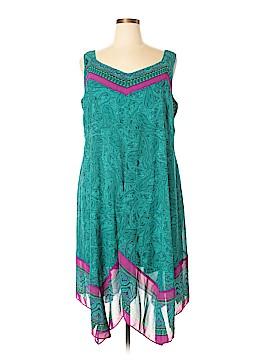 Catherines Casual Dress Size 18-20 Petite (Plus)