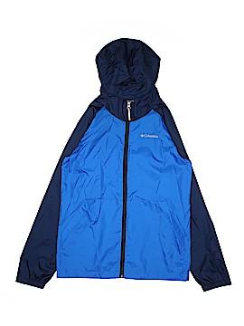 Columbia Track Jacket Size 14