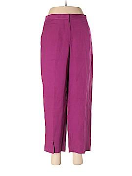 Ruby Rd. Linen Pants Size 6