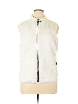 Tangerine Vest Size XL