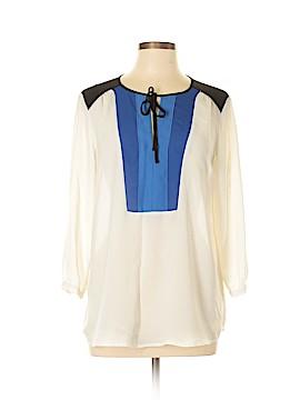 Elle 3/4 Sleeve Blouse Size L