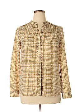 Jones New York Long Sleeve Blouse Size 10