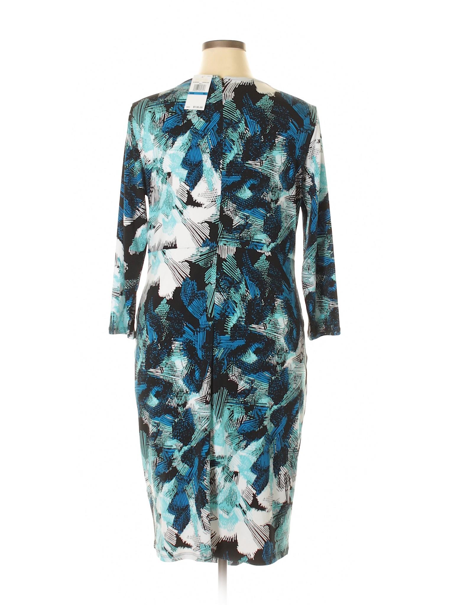 Calvin Casual winter Dress Klein Boutique wqHgZTa