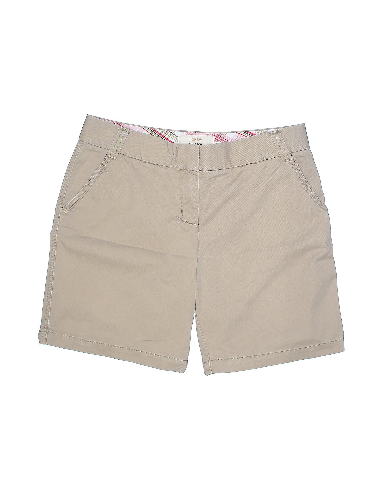 winter Shorts Leisure Khaki J Crew z77dHq8w