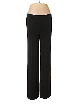 St. John Caviar Casual Pants Size 2