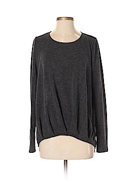 Blue Tassel Pullover Sweater Size M