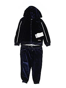 Hudson Zip Up Hoodie Size 24 mo