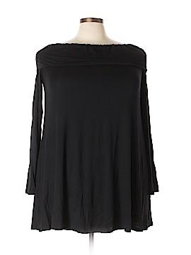 Poliana Plus Long Sleeve Top Size 3X (Plus)
