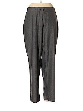 Soft by Avenue Casual Pants Size 18 (Plus)
