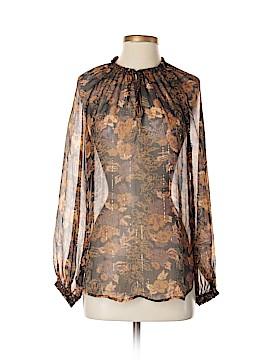 Ella Moss Long Sleeve Blouse Size S